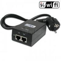 UBIQUITI POE napájení 24 V, 12 W, Gbit