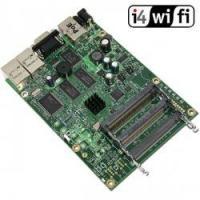 MIKROTIK RB433AH 128MB DDR SDRAM, 680 MHz, 3x miniPCI, 3x LAN, vč. L5