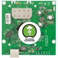 MIKROTIK RB911-5Hn 600 MHz CPU, 64 MB RAM, 1x LAN, 1x 5 GHz, L3, 1x MMCX