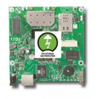 MIKROTIK RB912UAG-5HPnD 600 MHz, 1x miniPCIe, 2x MMCX, 1x LAN, 1x USB, 1x SIM vč. L4