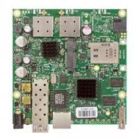 MIKROTIK RB922UAGS-5HPacD 720 MHz, 128 MB RAM, 1x LAN, 1x SFP, 1x 5GHz 802.11ac 2x MMCX, L4
