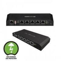 UBIQUITI TOUGHSwitch PoE 5x Gbit LAN, nastavitelný 24V PoE switch