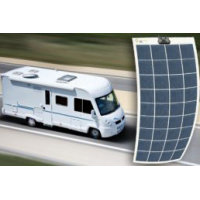 Photovoltaic system for caravans  360Wp