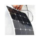 Fotovoltaický flexibilní panel monokrystal
