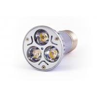 Power LED žárovka E27 3W 260lm teplá,ekvivalent 27W