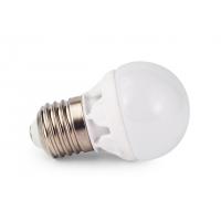 LED žárovka E27 4,5W 360lm teplá, ekvivalent 35W