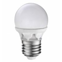 Led žárovka E27 4W 300lm G45 teplá, ekvivalent 30W