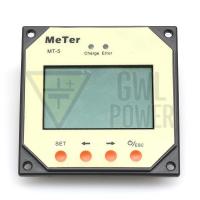 Displej pro solární MPPT tracer (MT-5)